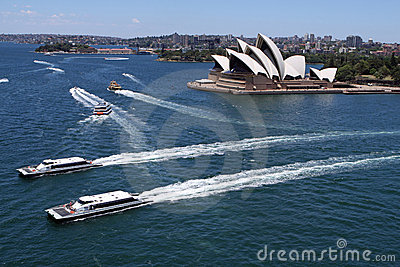 Sydney Opera Editorial Photography