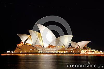 Sydney Opera House Editorial Image