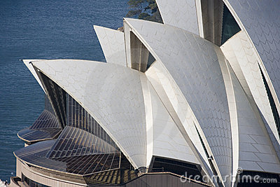 Sydney Opera House Editorial Stock Photo