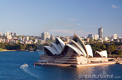 Sydney Opera House Editorial Stock Image