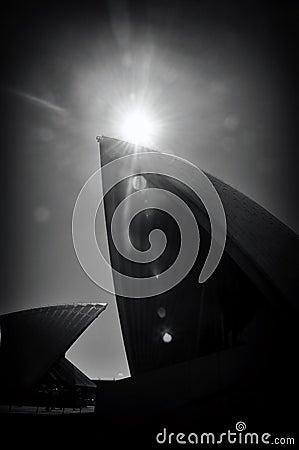 Sydney Opera House Editorial Stock Photo