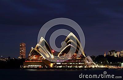 Sydney Opera House Editorial Photo