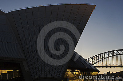 Sydney Opera House Editorial Image