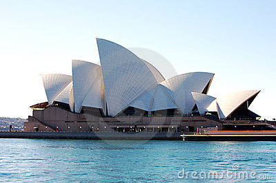 Sydney Opera House, Australia Editorial Photo