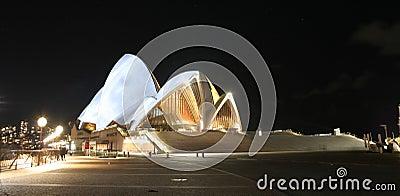 Sydney Opera House, Australia Editorial Stock Image