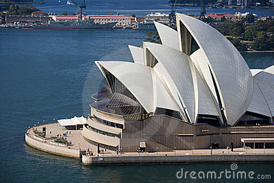 Sydney Opera House - Australia Editorial Stock Image