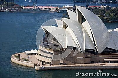 Sydney Opera House - Australia Editorial Stock Image