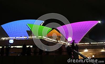 Sydney Opera House, Australia Editorial Photo