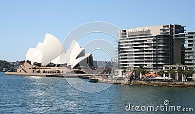 Sydney Opera House, Australia Editorial Stock Photo