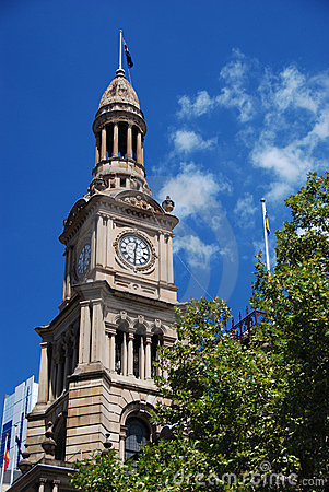 Sydney Townhall