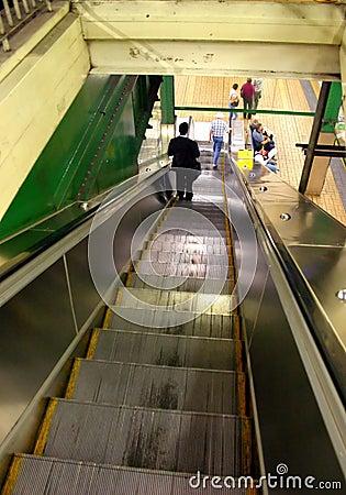 Sydney Underground Subway