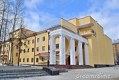 Syktyvkar. Drama Theatre