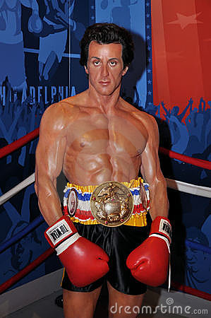 Sylvester Stallone Editorial Stock Image