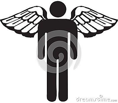 Symbol angel