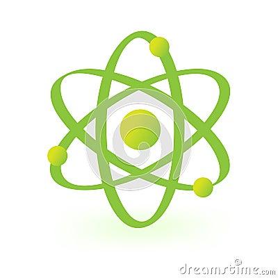 Symbol of atomic technology