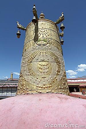 A symbol of Buddhism