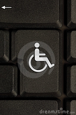 Symbol of disability