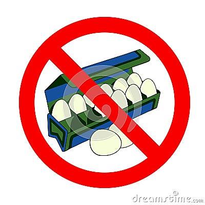 Symbol: Egg-Free