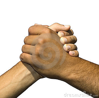 Symbol of friendship and peace