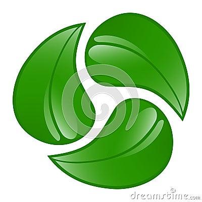 Symbol of ground, plant