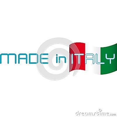 Symbol of Italian manufacture