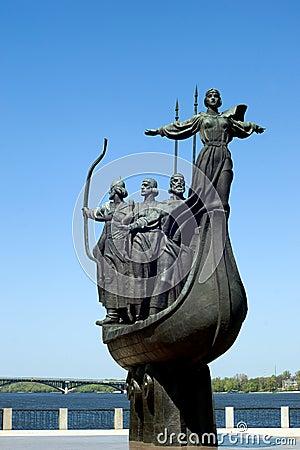 Symbol of Kiev