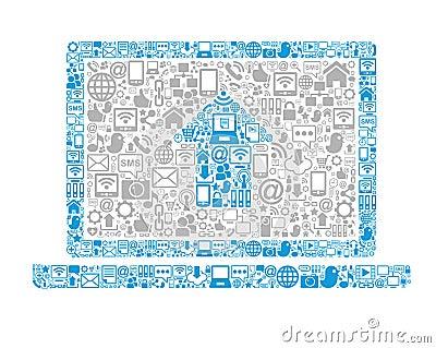 Symbol Laptop