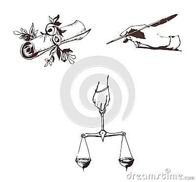 symbol  of  literature