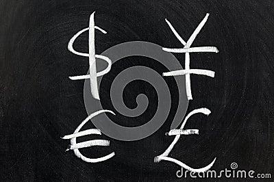 Symbol of money