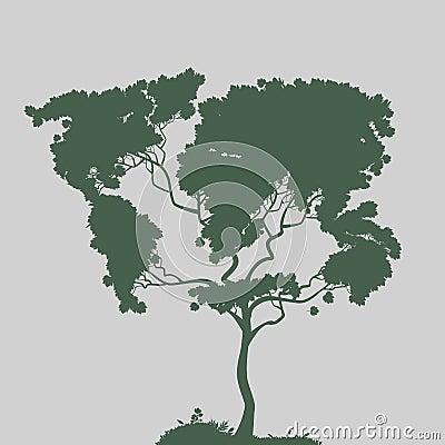 Symbol of nature,