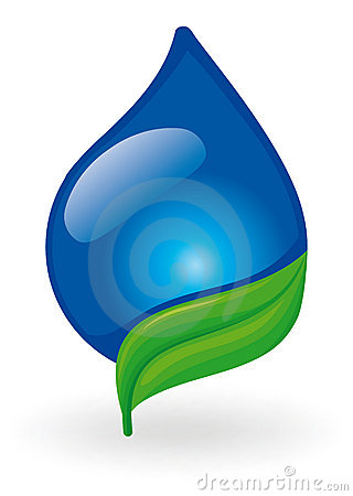 Free Symbol Of Cleanliness Water Royalty Free Stock Image - 17834936