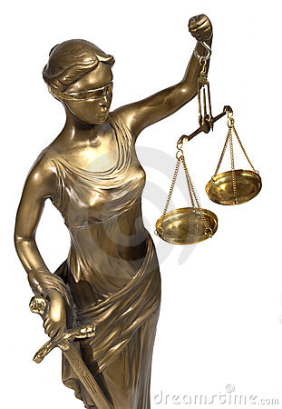Free Symbol Of Justice Stock Images - 6642144