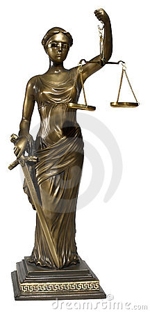 Free Symbol Of Justice Royalty Free Stock Images - 6642259