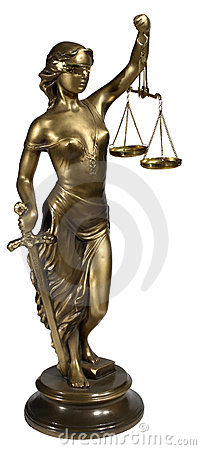 Free Symbol Of Justice Stock Photo - 6642270