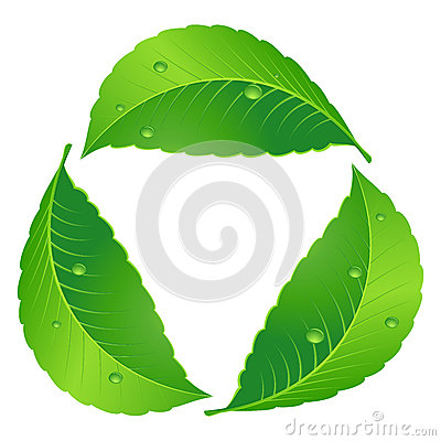 Symbol of recycle
