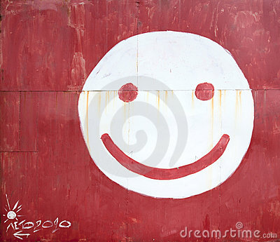Symbol smiley face