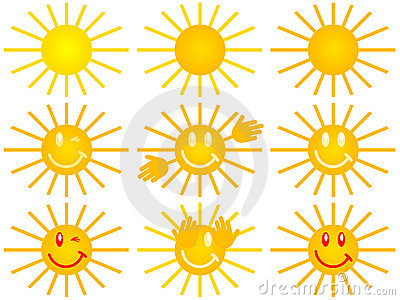 Symbol of the sun