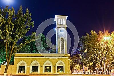 The symbol of Tashkent city