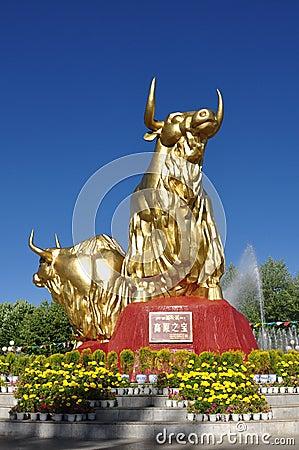 Symbol of yak