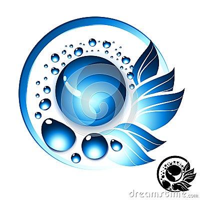 element eau symbole