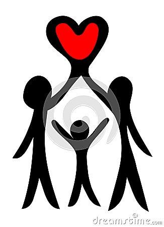 Symbole de famille