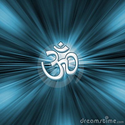 Symbole de l'OM - yoga