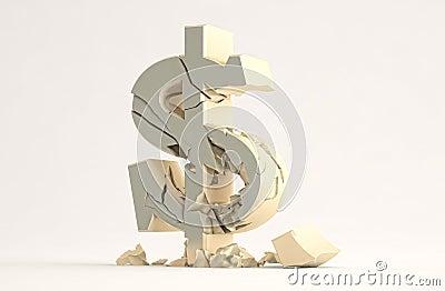 Symbole dollar
