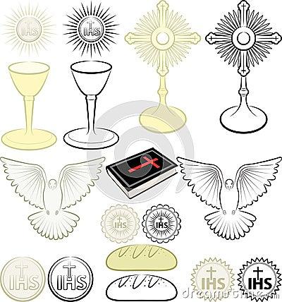 Symboler av kristendomen