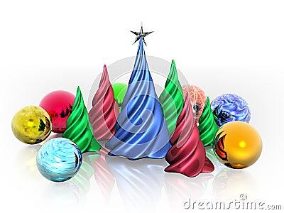 Symbolic Christmas