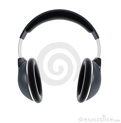 Symbolic headphones