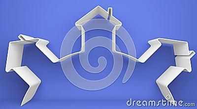 Symbolic house