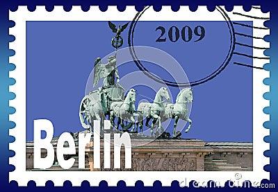 Symbolic image Berlin