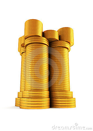 Symbolic money s tower