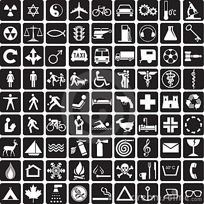 Symbols collection
